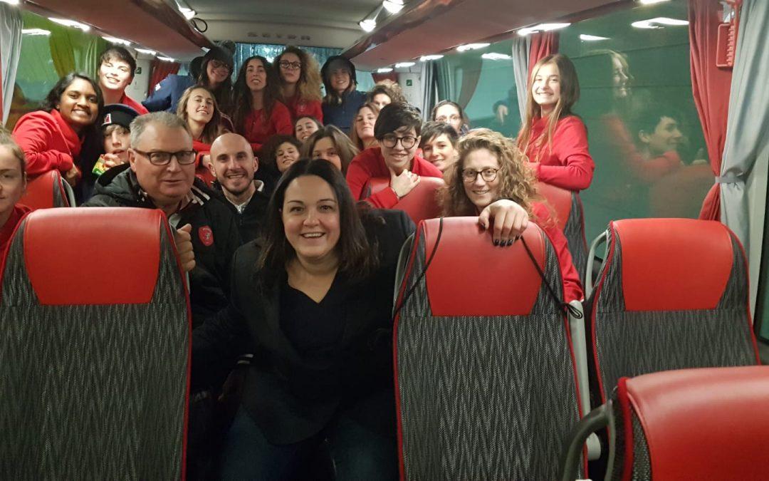 Real Bellante-Perugia Calcio Femminile 0-4
