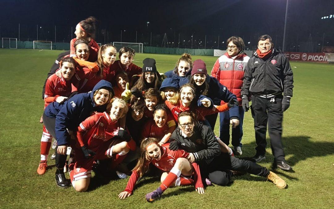 Perugia Calcio Femminile Juniores-Rinascita Doccia Juniores 17-1