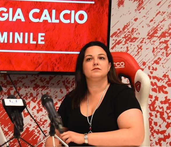 Roscini presente all'elezione del Consiglio direttivo della Divisione Calcio Femminile
