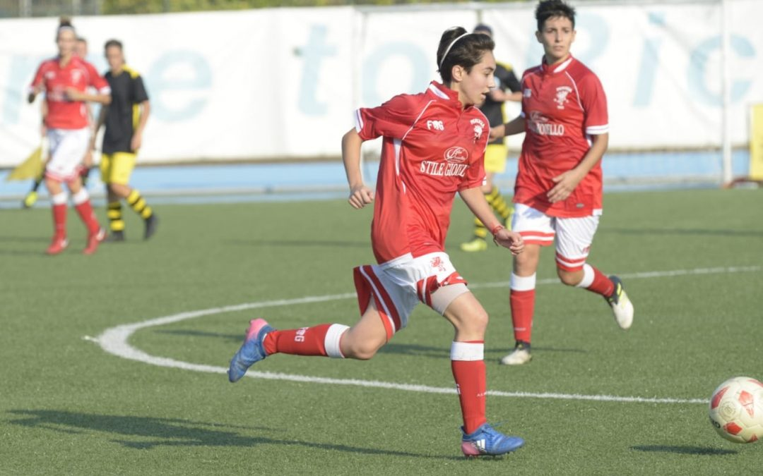 Femminile: Perugia-Lucchese 14-0