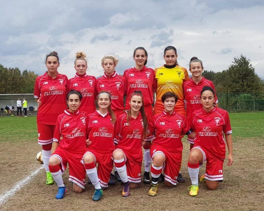 Juniores femminile: sabato 5 gennaio il recupero contro Pontedera