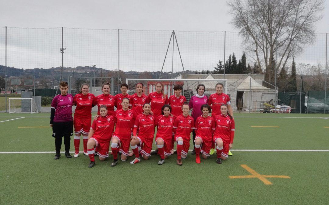 Under 15, Perugia-Ternana 4-0