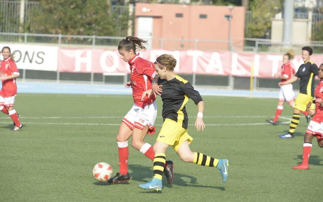 Femminile: Perugia-Riccione 0-1