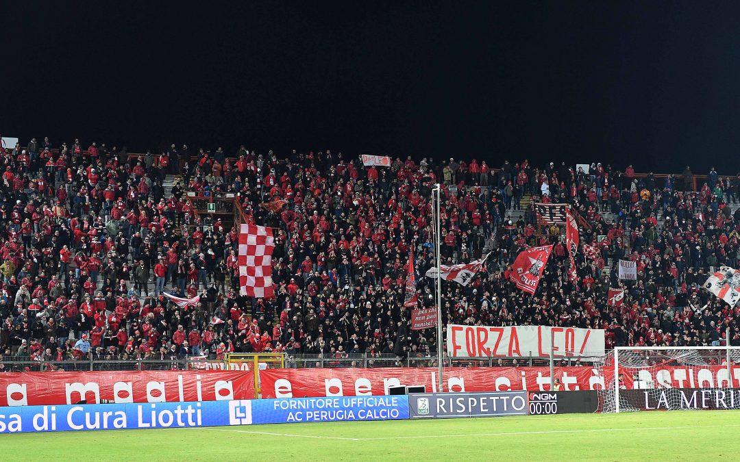 Perugia-Brescia termina 0-2