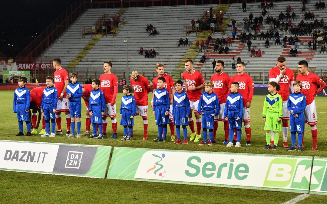 Perugia-Brescia 0-2