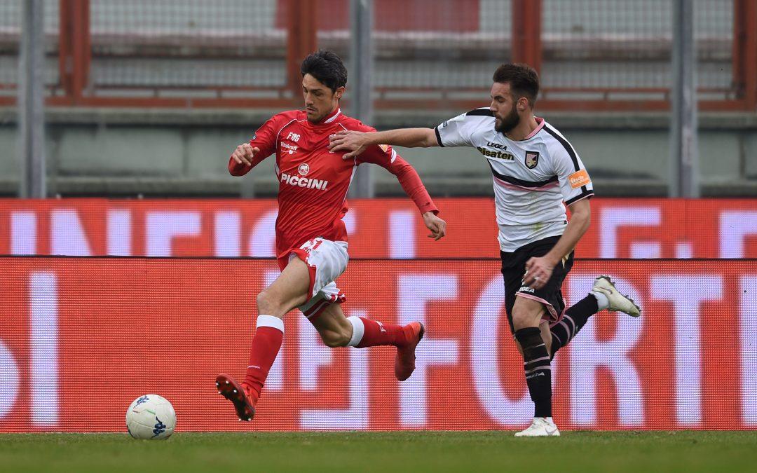 Perugia-Palermo termina 1-2