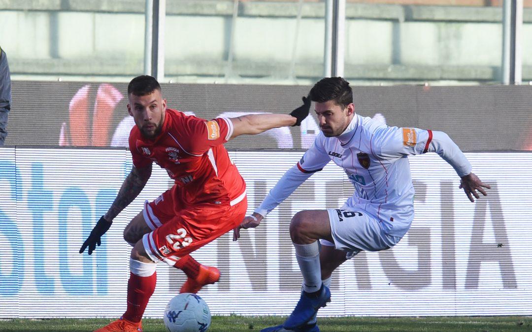 Perugia-Cosenza 0-1