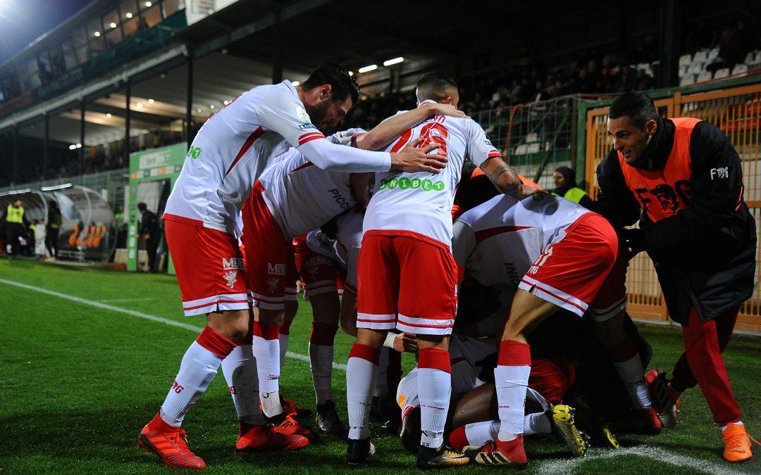 Venezia-Perugia termina 2-3