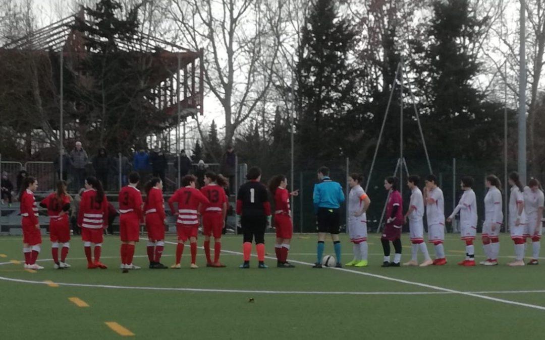 Under 15 Femminile: Perugia-Jesina 5-3