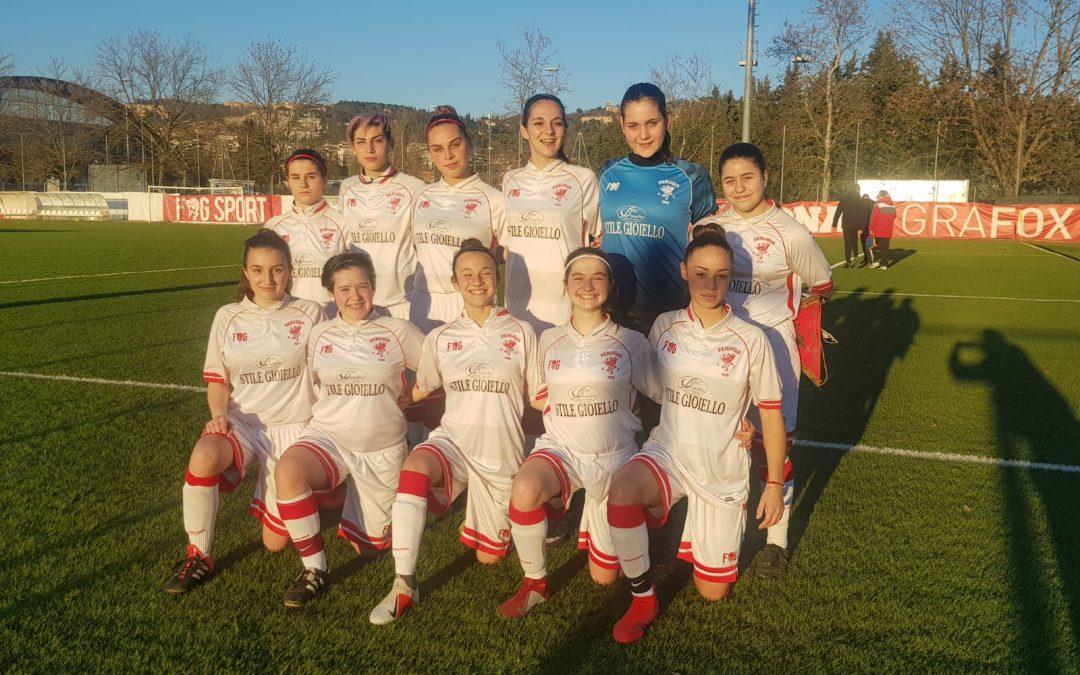 Under 17 Femminile: Perugia-Ternana 7-2