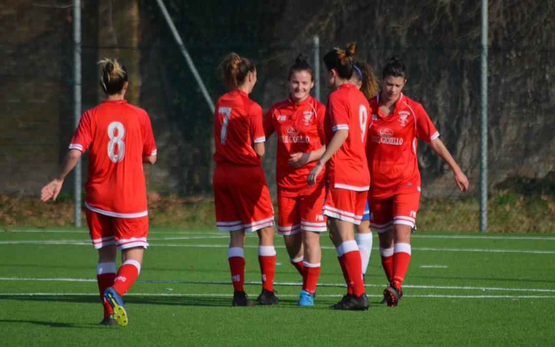 Femminile: Olimpia Forlì-Perugia 1-3