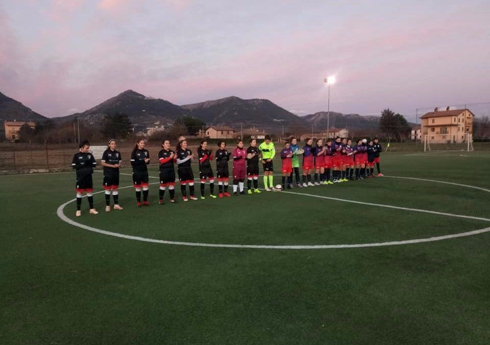 Under 15 Femminile: Fontanelle-Perugia 1-17
