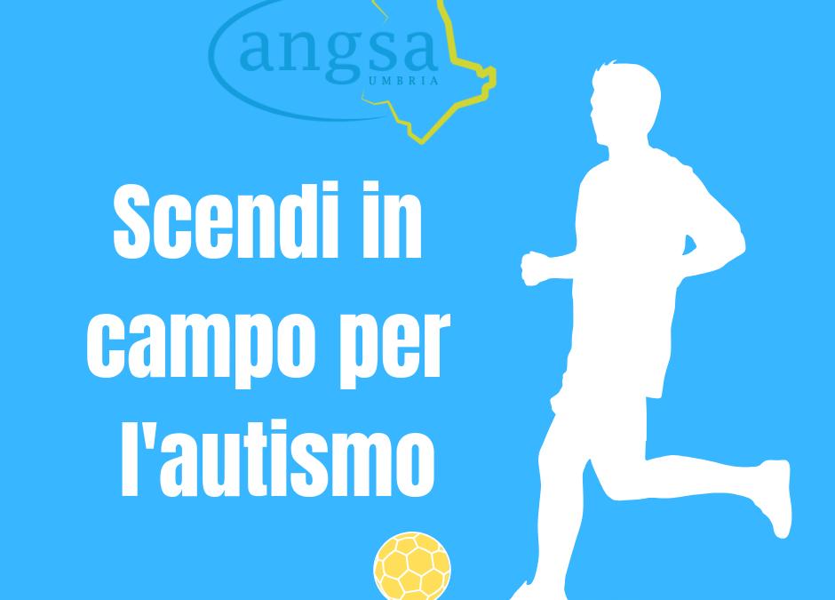 Sabato Perugia e Livorno in campo con la t-shirt ANGSA