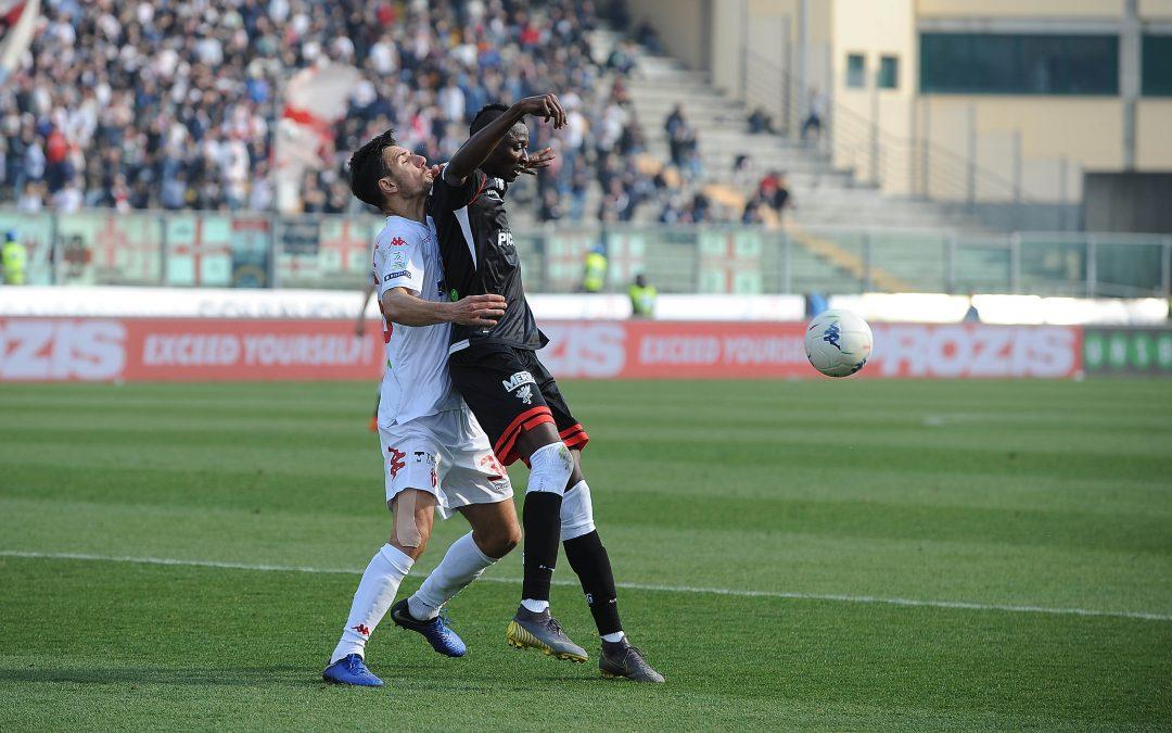 Padova-Perugia termina 0-1