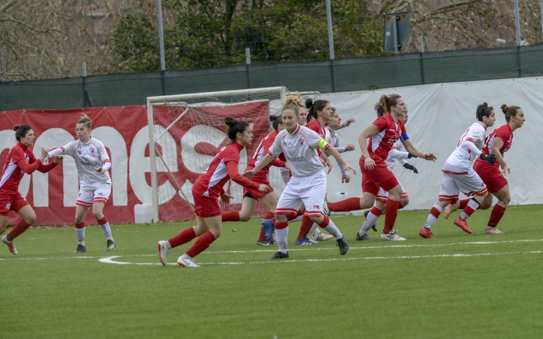 Femminile: Perugia-San Marino 1-3