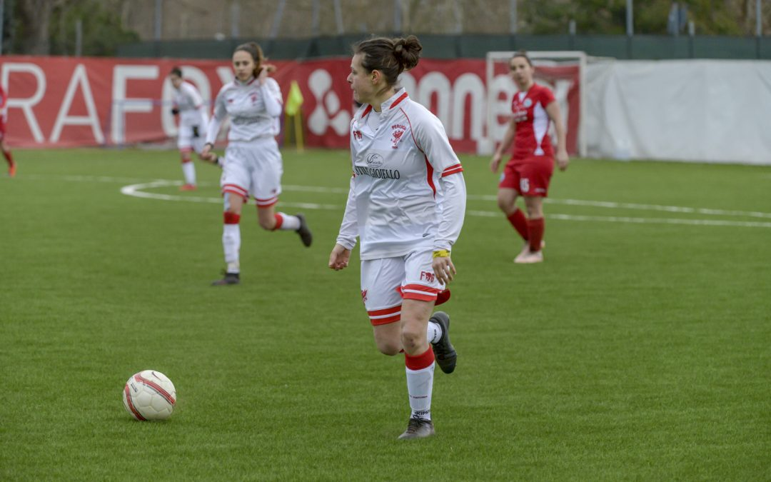 Femminile: domenica all'antistadio arrivano le prime in classifica