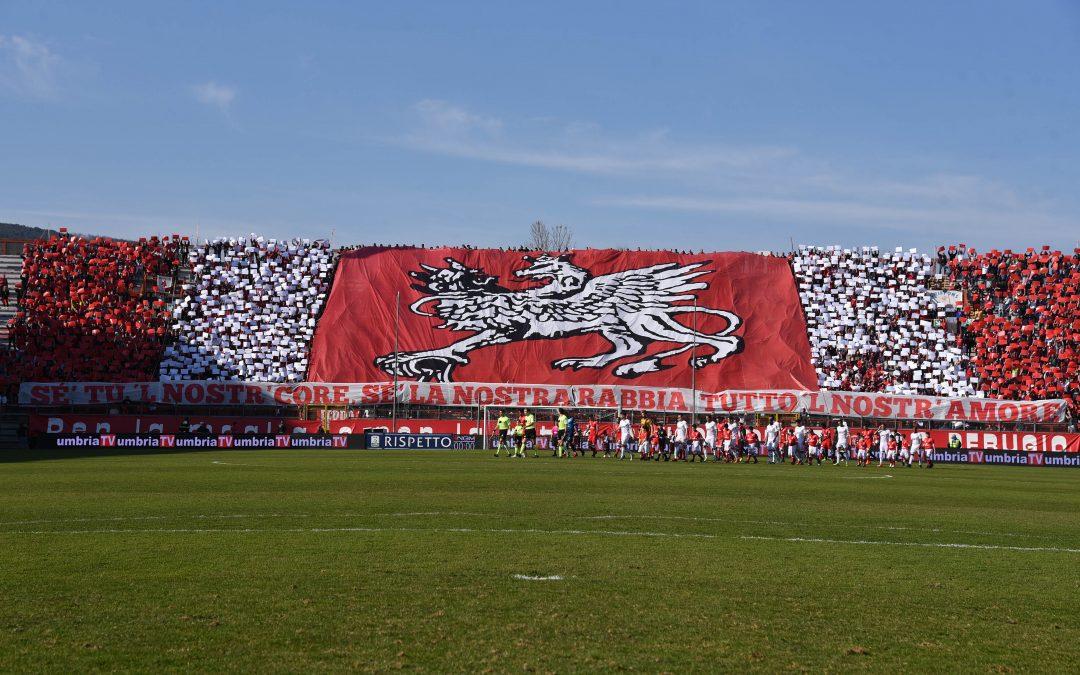 Perugia-Salernitana termina 3-1