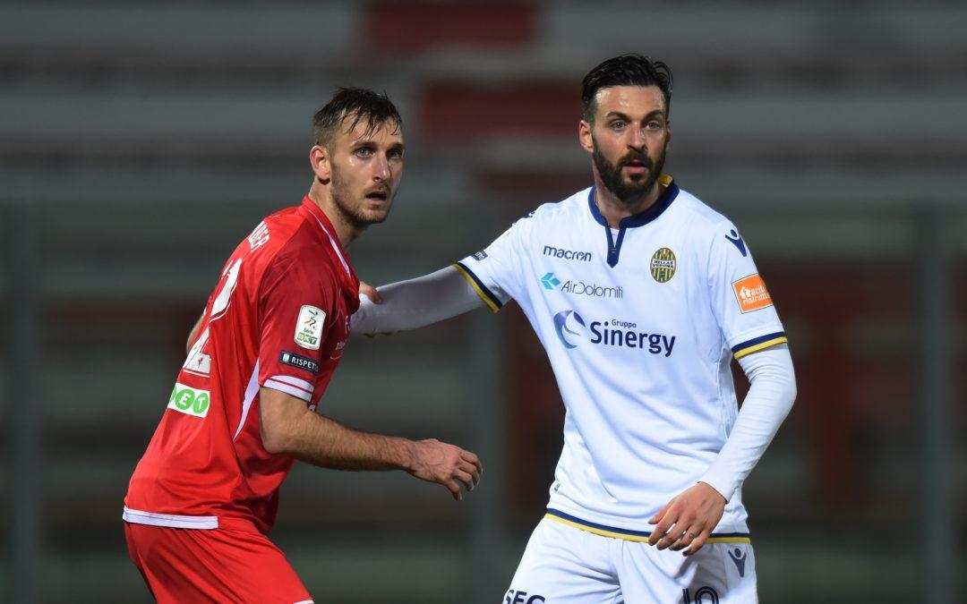 Perugia-Hellas Verona 1-2