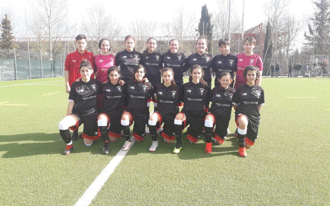 Under 15 Femminile: Perugia-Vis Pesaro 4-1