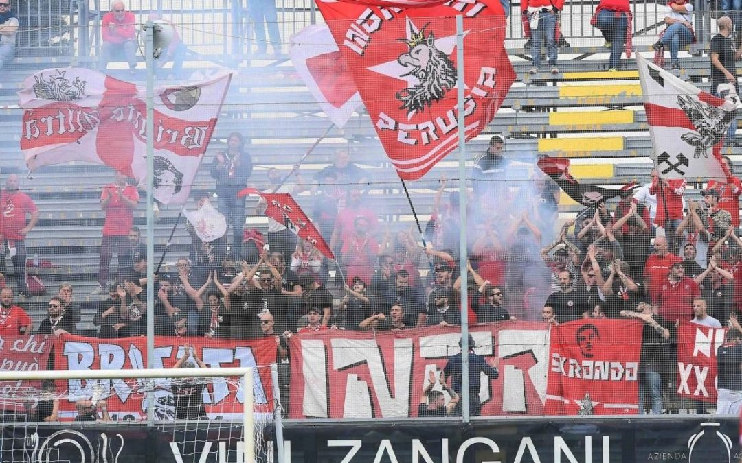 Spezia-Perugia, info biglietti