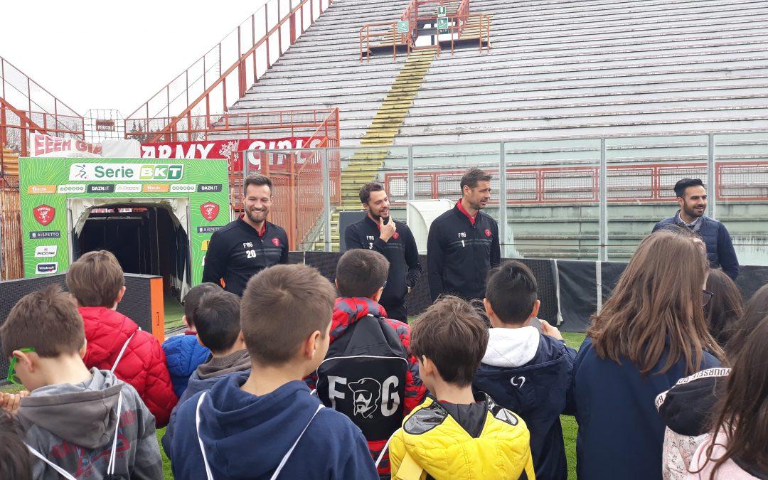 Grifo School Days: quando il calcio costruisce identità