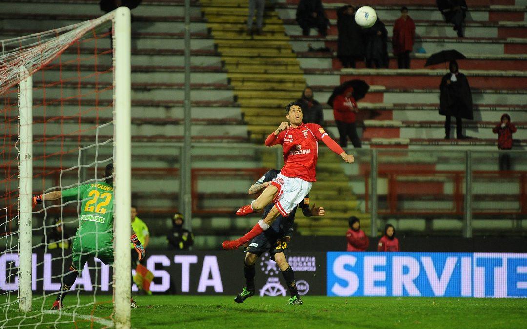 Perugia-Lecce 1-2