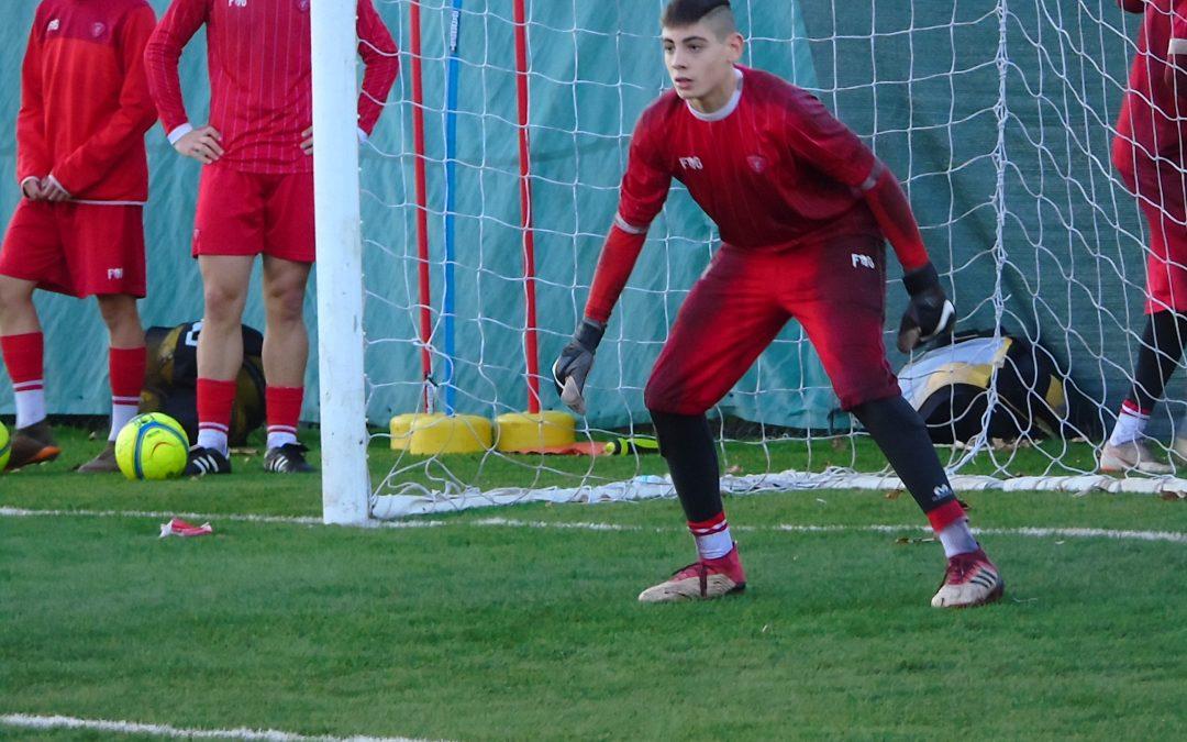 Under 15: in campo per il sogno play-off