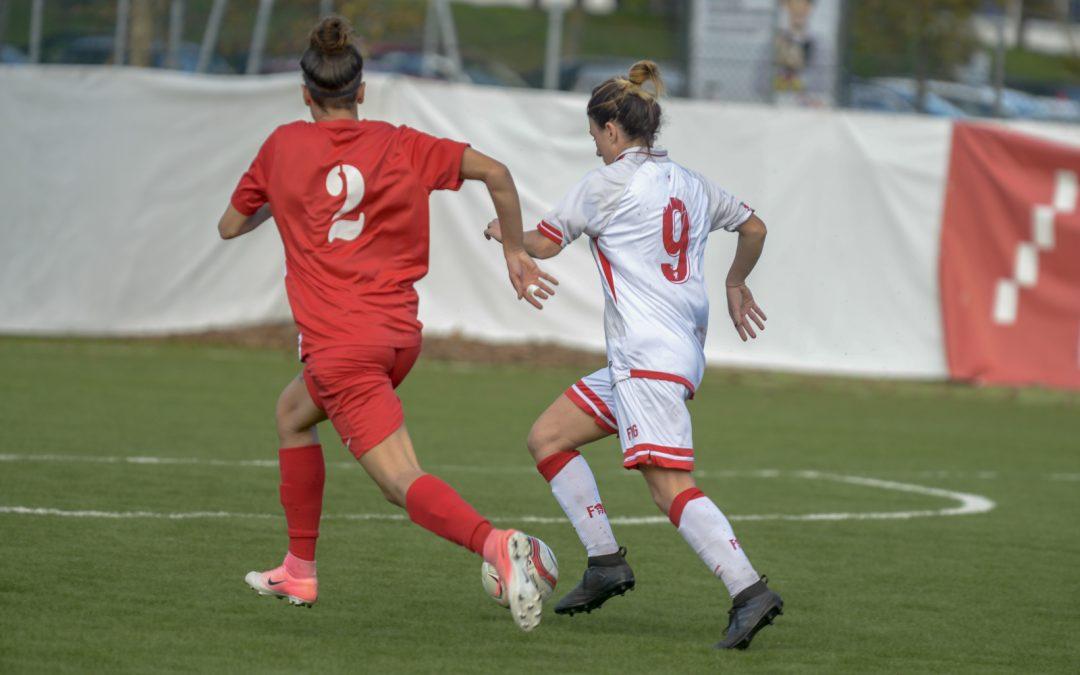 Femminile: Imolese-Perugia 1-6