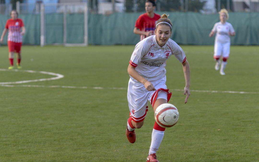 Femminile: Napoli-Perugia 1-0