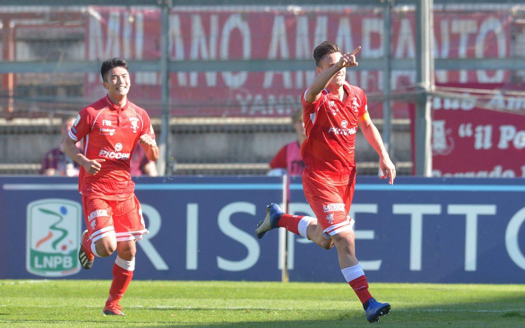 Perugia-Livorno 3-1