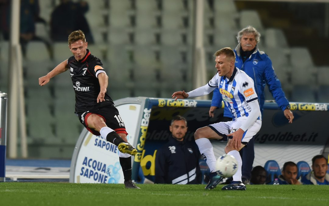 Pescara-Perugia 1-1