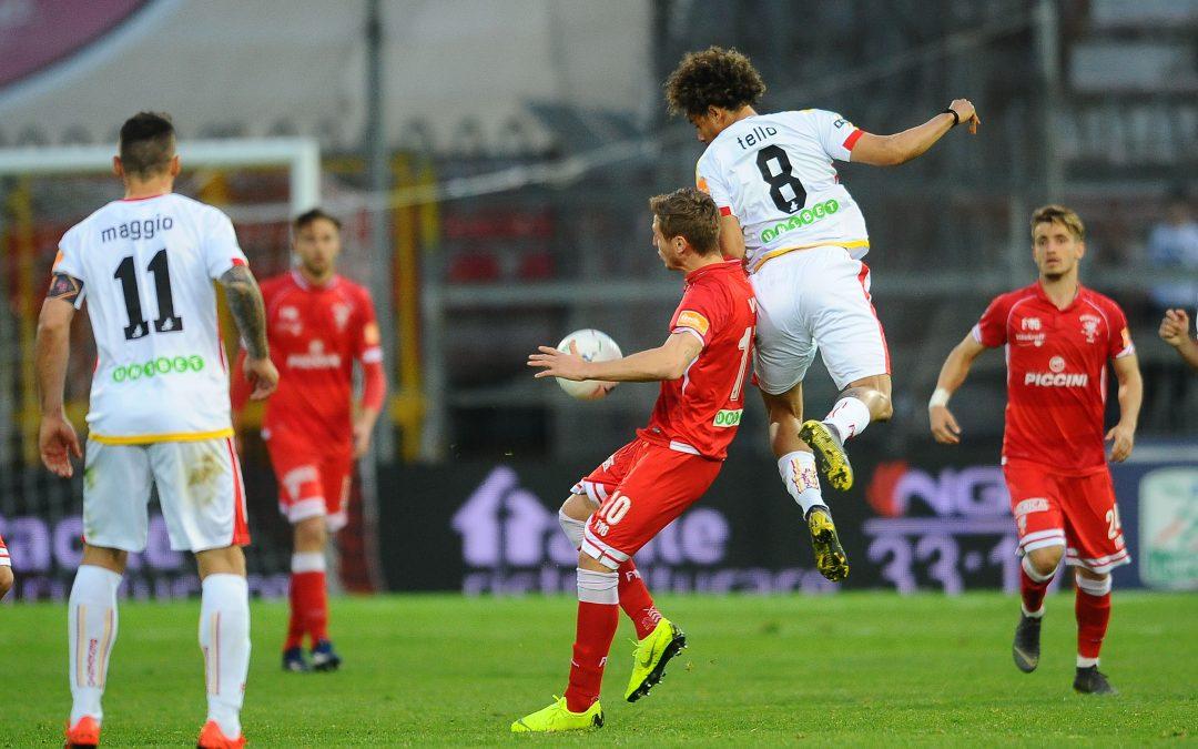 Perugia-Benevento 2-4