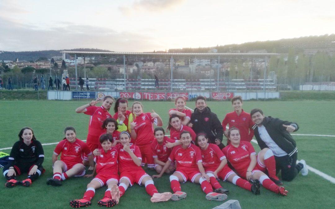 Under 15 Femminile: Perugia-Pescara 5-1