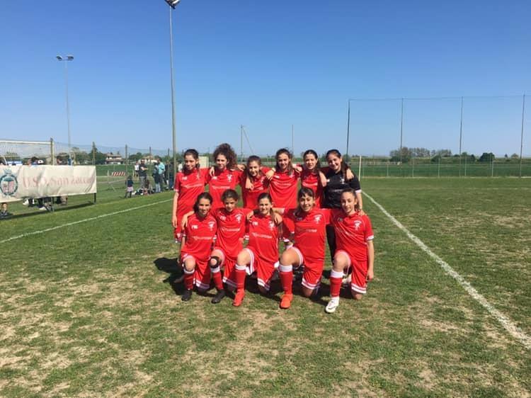 Under 12 Femminile: torneo di Ravenna
