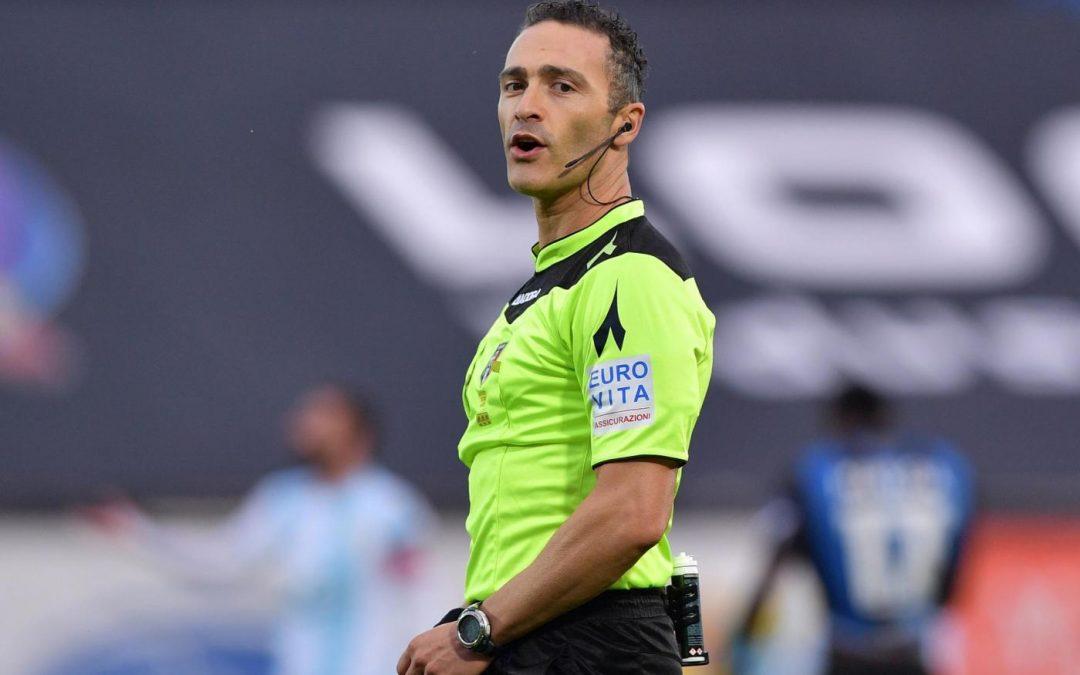 Foggia-Perugia: arbitra Di Paolo
