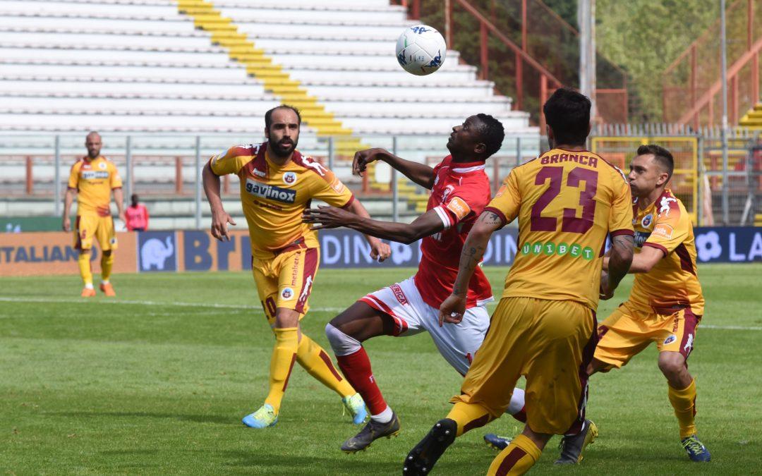 Perugia-Cittadella 0-0