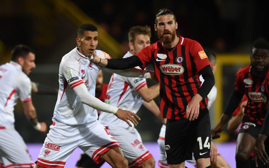 Foggia-Perugia 1-0