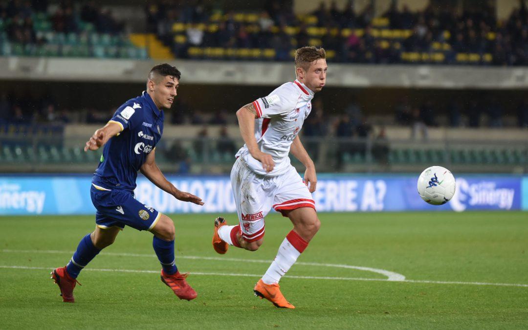 Hellas Verona-Perugia termina 4-1