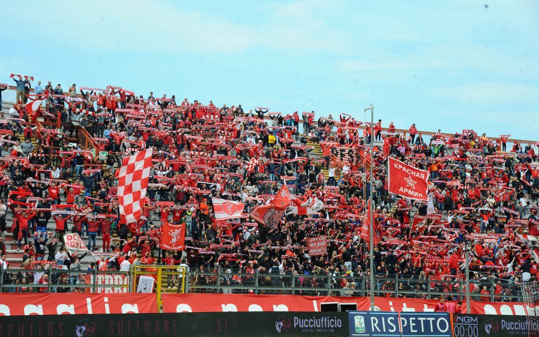 Perugia-Triestina, info biglietti
