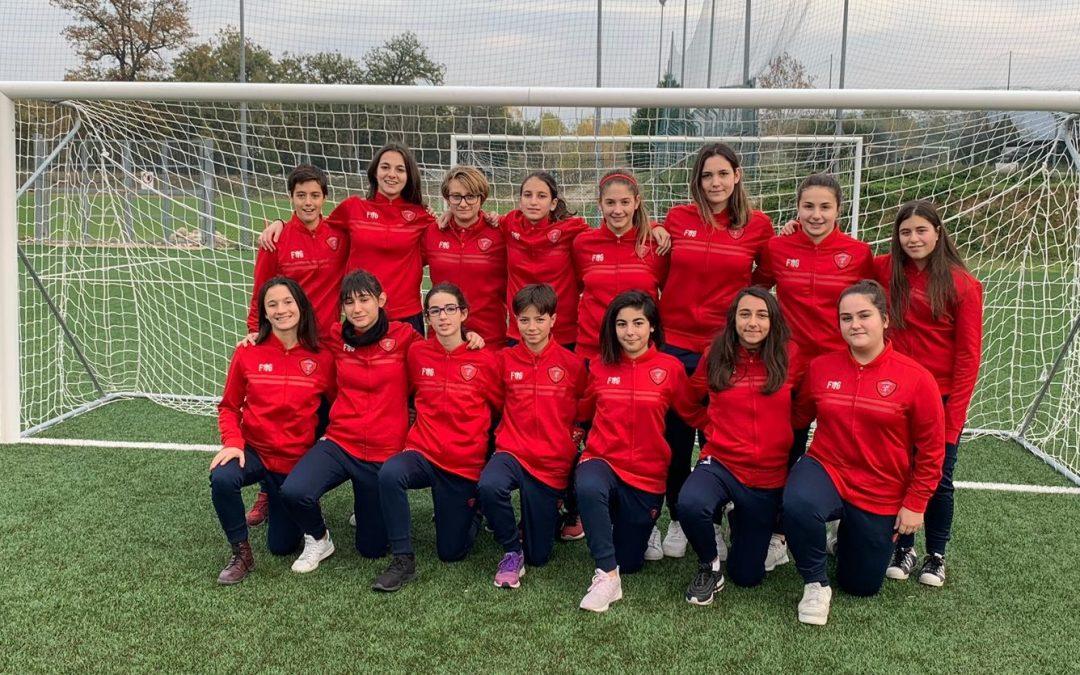 Femminile: domenica l'Under 15 in trasferta a Cesena