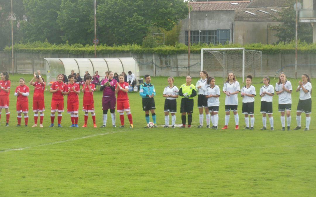 Under 15 Femminile: Cesena-Perugia 0-0