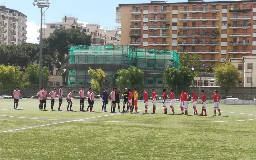 Under 15: Palermo-Perugia 3-0