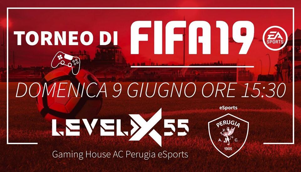 Domenica 9 giugno in programma il Torneo di Fifa 19