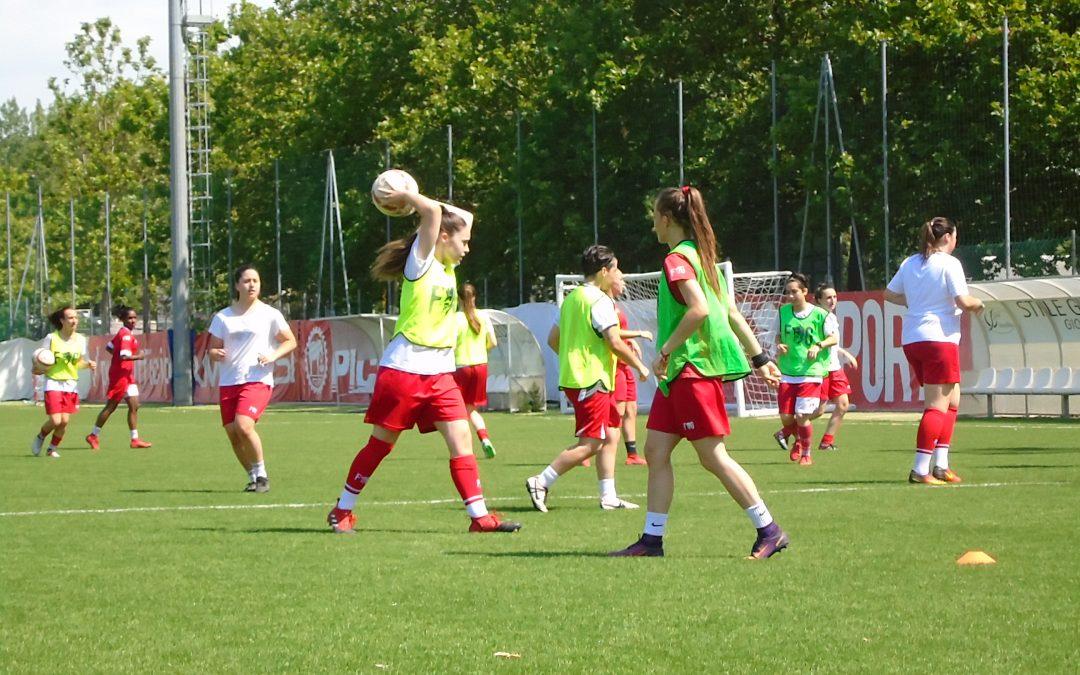 Juniores: domani la finale scudetto fra Perugia e Torino