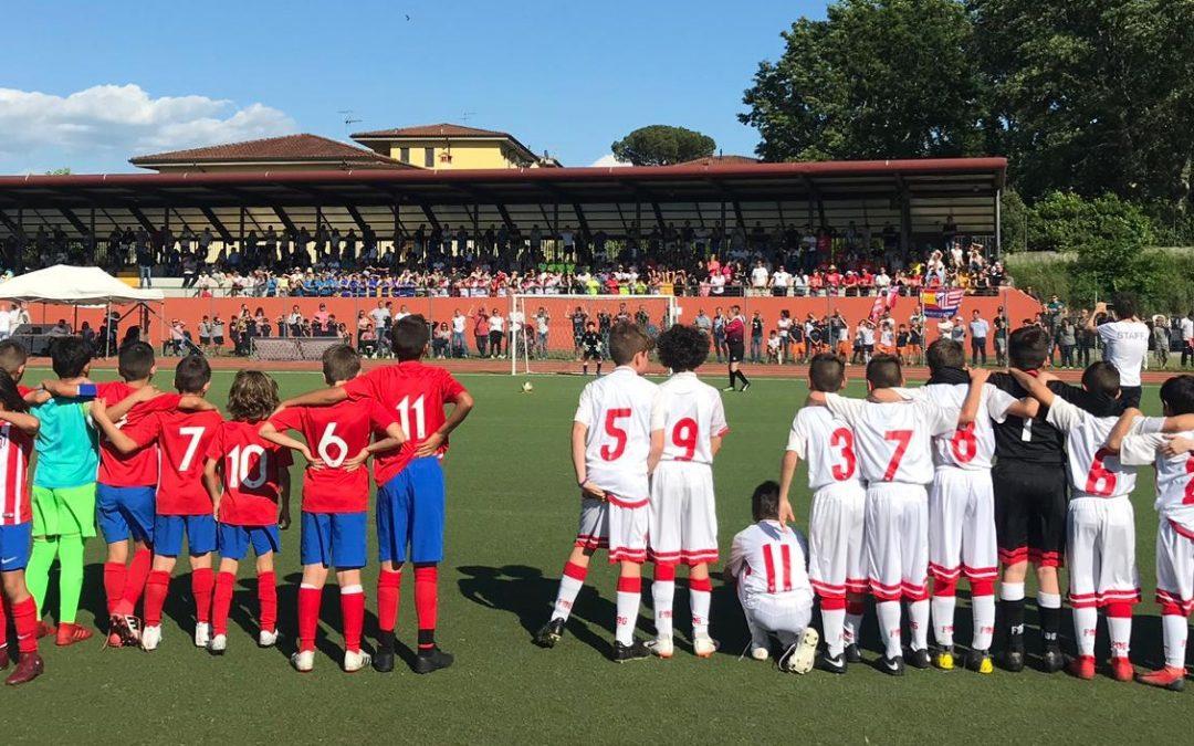 Vivaio: i 2009 battono l'Atletico Madrid al Torneo Internazionale di Altopascio