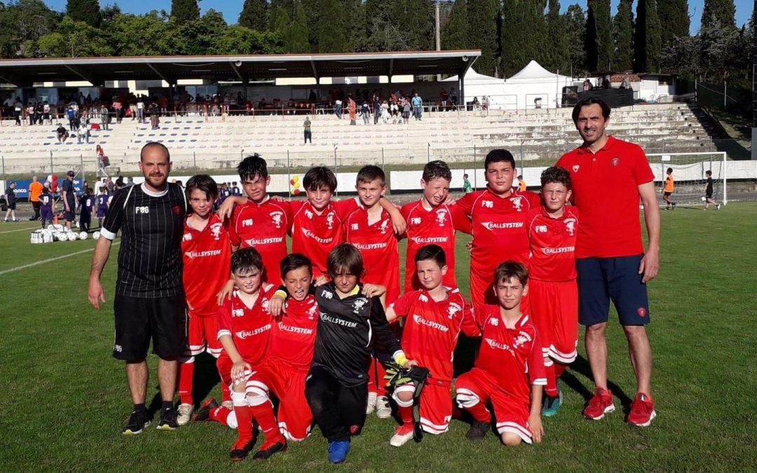 Scuola calcio: vittoria al Memorial Anna Maria Magi Cipolleschi