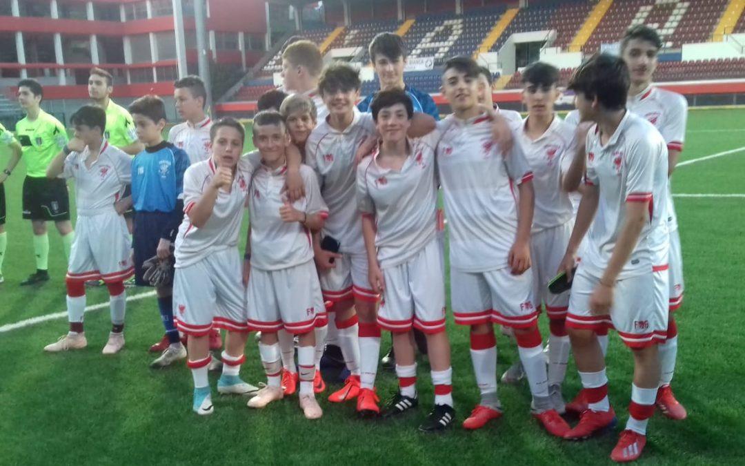"""Under 14: conquistato il secondo trofeo """"Italo Foschi"""""""