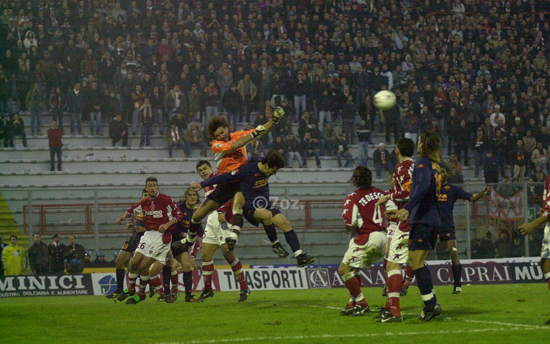 Perugia-Roma, i precedenti giocati in Umbria