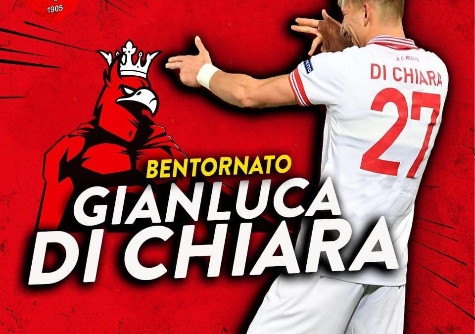 Bentornato Gianluca!