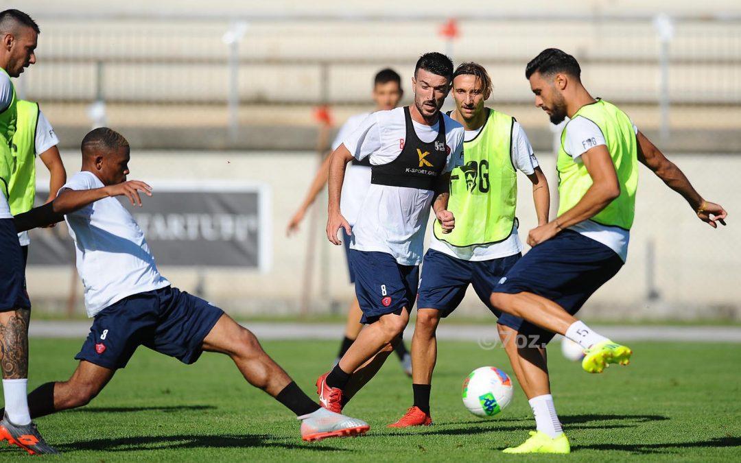 Coppa Italia: in campo l'11 agosto contro la vincente di Triestina-Cavese
